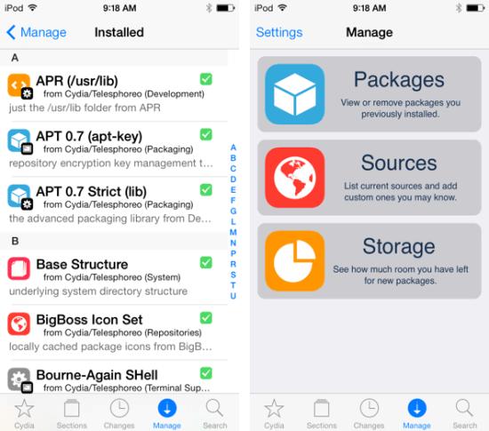 Hack Snapchat In Iphone/IOS With Cydia Jailbreak Tweak