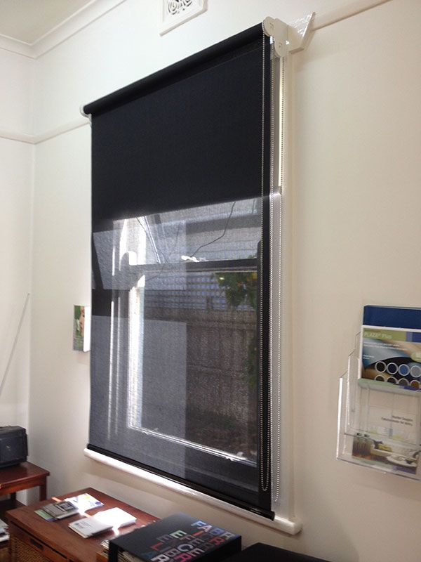Double Roller Blinds Geelong Australian Window Fashions