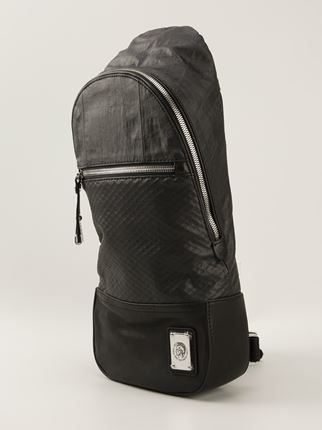 8e3728ff776 Diesel  the Brave One  Backpack - Vitkac - Farfetch.com
