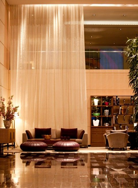 The Lounge at Park Hyatt Zurich