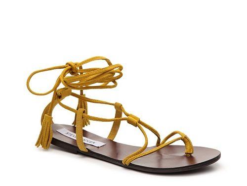 INC International Concepts Ganice Women/'s Sandals Spring Red