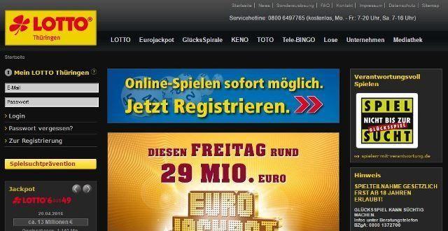 Lotto Thuringen
