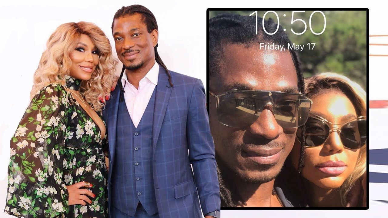 Tamar Braxton Clears The Air About Her Man David Adefeso