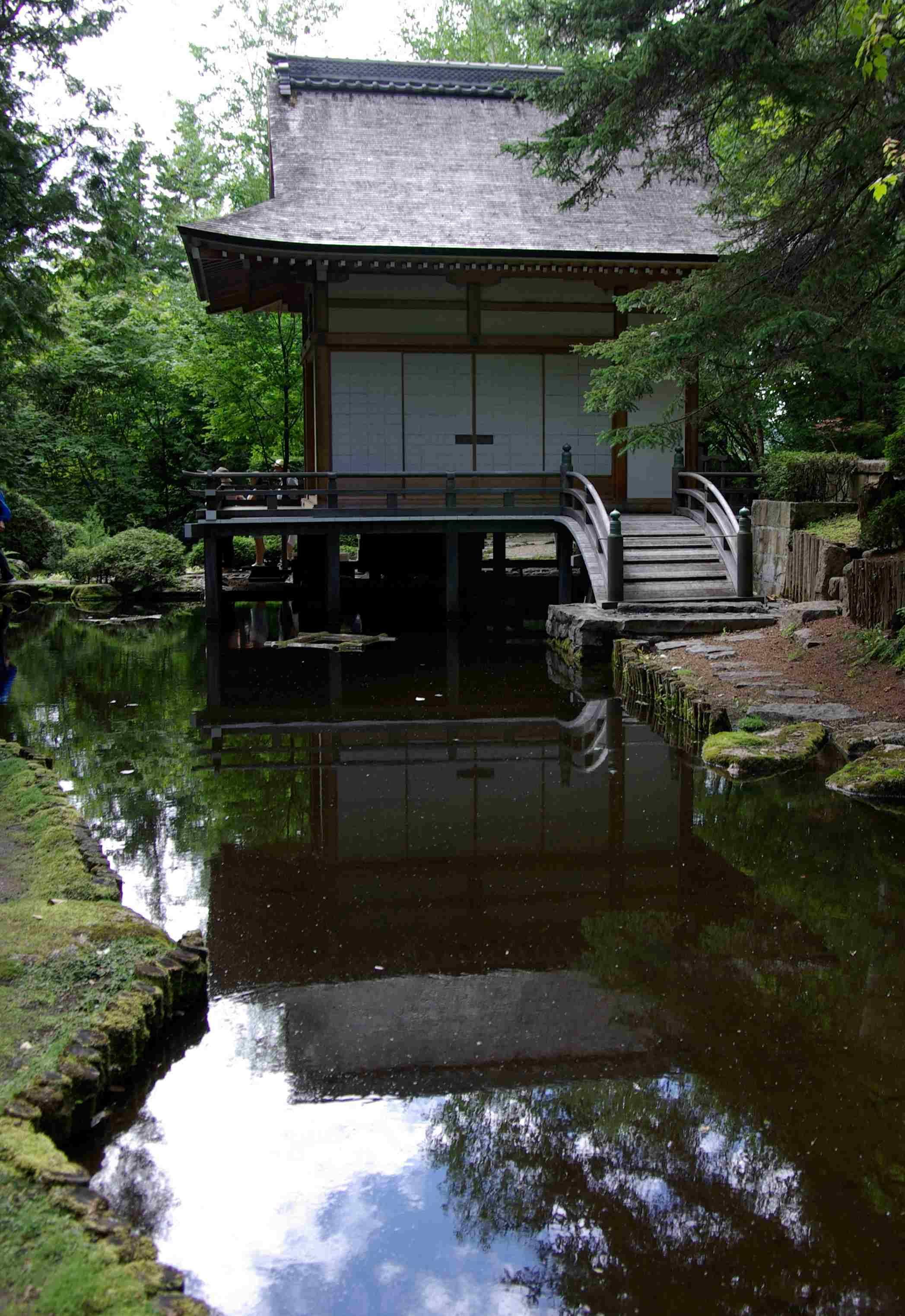 japanese garden house Japanese tea house-oh how I love the clean & crisp