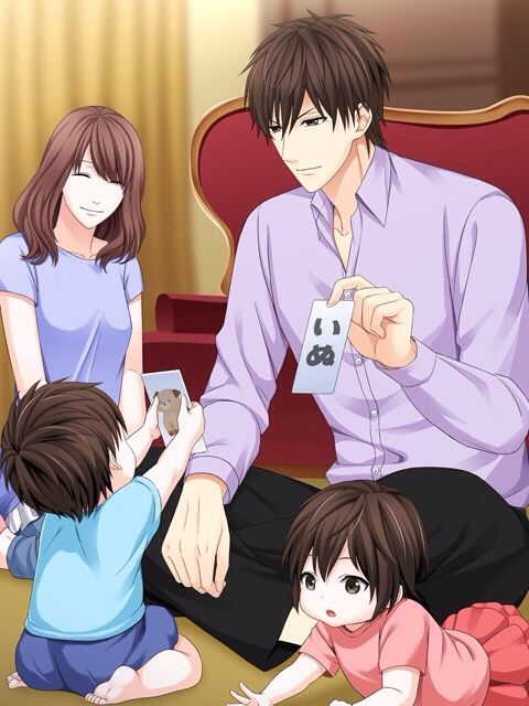"Eisuke Ichinomiya [Applying Special education] ""Indeed they are my children"""