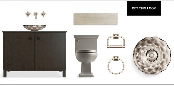 Photo of The Sultry, Smoky Bathroom Trend: 3 Ways to Get Inspired | Kohler Ideas