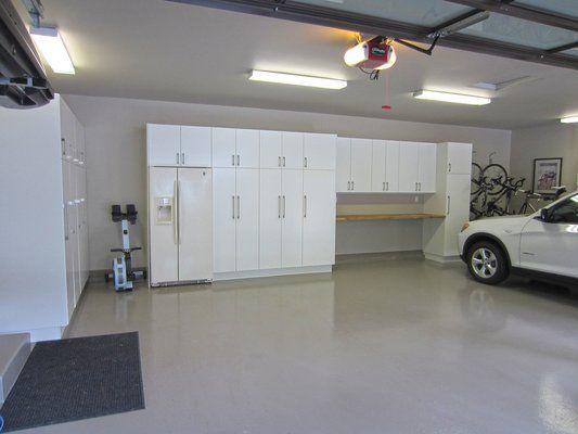 A Garage Renovation In Mercer Island, WA. Using IKEA Kitchen Cabinets.    Yelp
