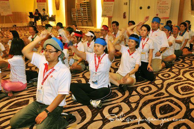 Card Runner Games | Bali Team Building Programs | Team Building ...