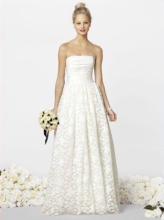After Six Wedding Dresses Style 1037 http://www.dessy.com/dresses ...