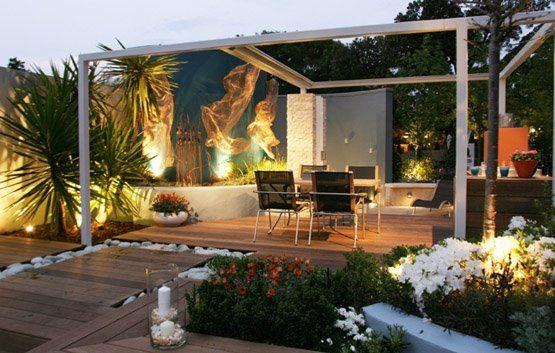 Arte y jardiner a dise o de jardines el jard n for Jardines minimalistas pequenos