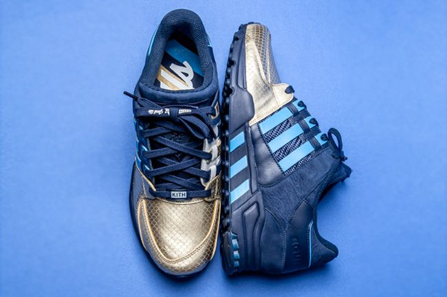 sale retailer 9b7c0 5679c adidas EQT Support 93 NYPD x Ronnie Fieg
