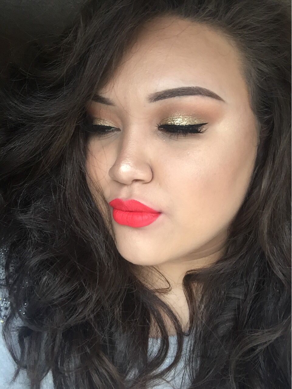 Lipland cosmetics and amrezy collab Liquid lipstick in