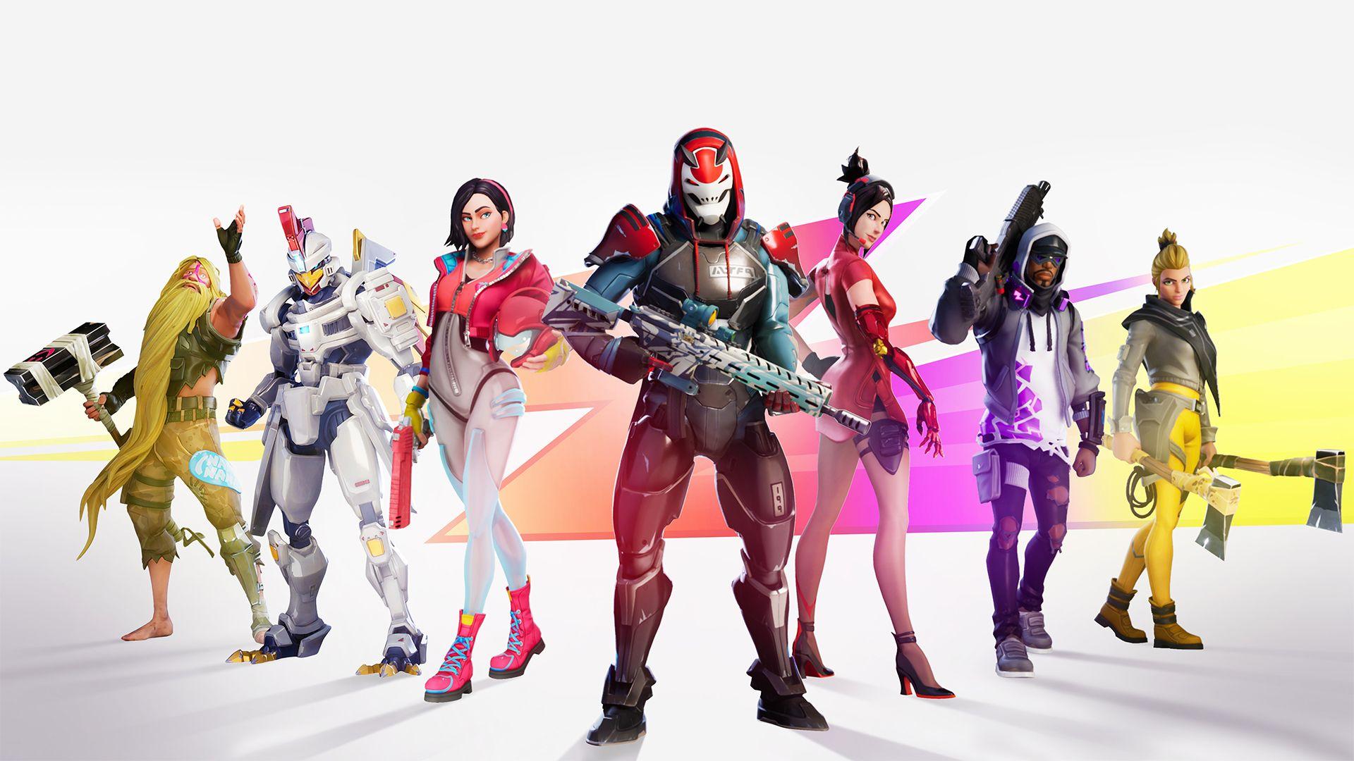 Epic Games Annonce La Disponibilite De La Saison 9 De Fortnite Fortnite Jeux Video Battle Royale