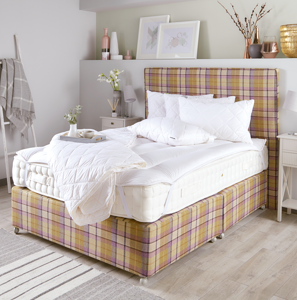Competition: Win a custom deluxe bedding set from The Wool ...