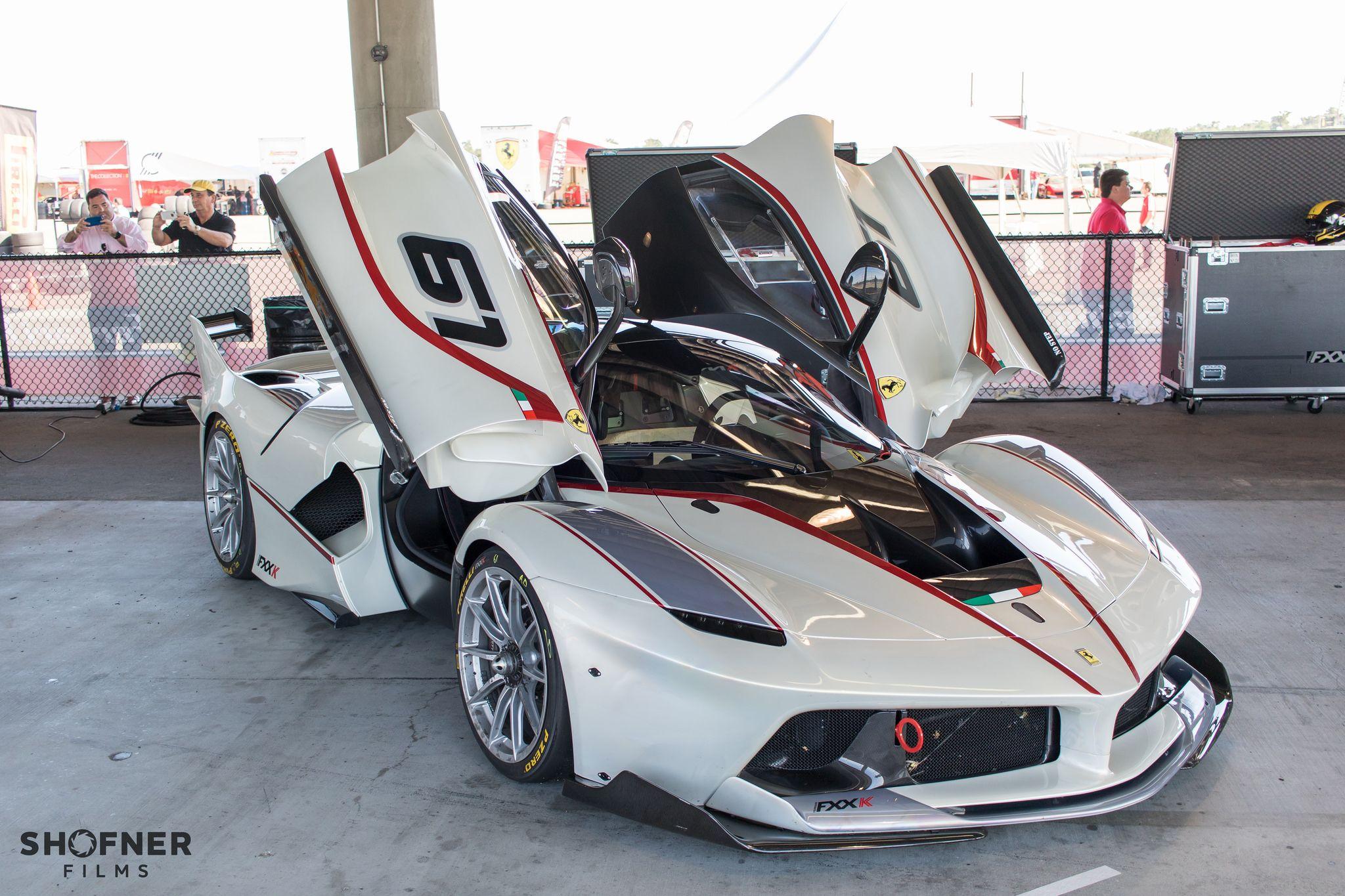 Ferrari FXXK #ferrarifxx