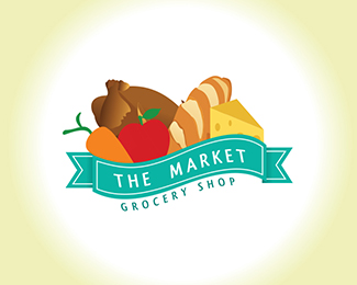 Supermarket 5 By Issuesgirl Supermarket Logo Branding Shop Creative Logo