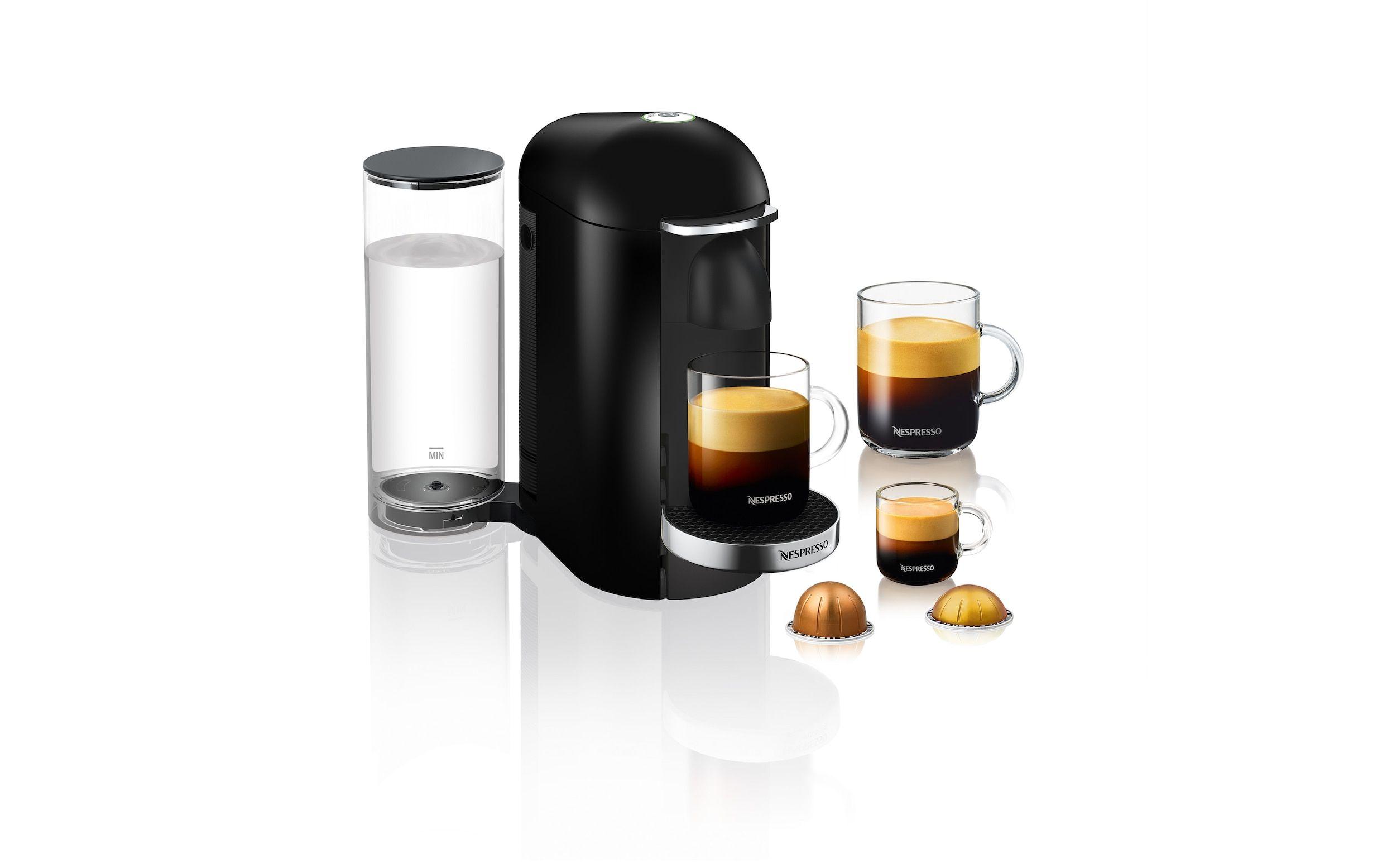 VertuoPlus Deluxe Black Vertuo Coffee Machine