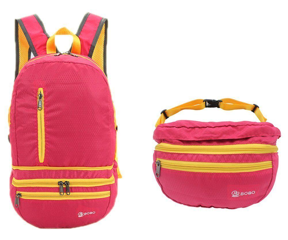 MAIBU 35L Outdoor Lightweight Backpack Multifunctional Packableand ...