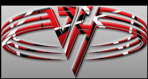 Van Halen logo Van halen logo, Van halen, Band logos