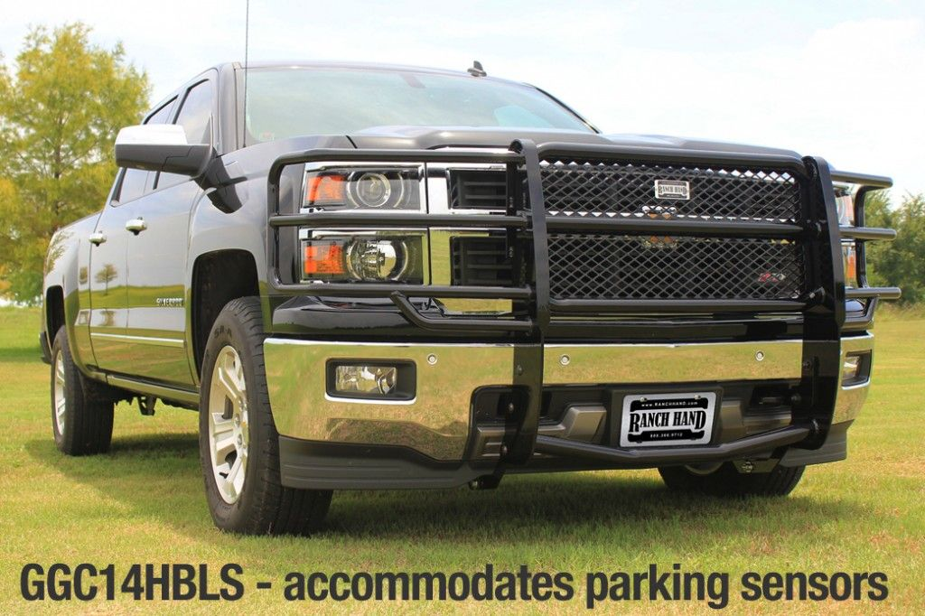 2014 Chevrolet 1500 Grille Guards Ready To Order New Products From Ranch Hand Chevy Trucks Chevy Chevrolet