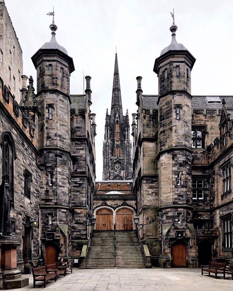 School Of Divinity University Of Edinburgh Scotland Places To Visit Edinburgh University Edinburgh Travel