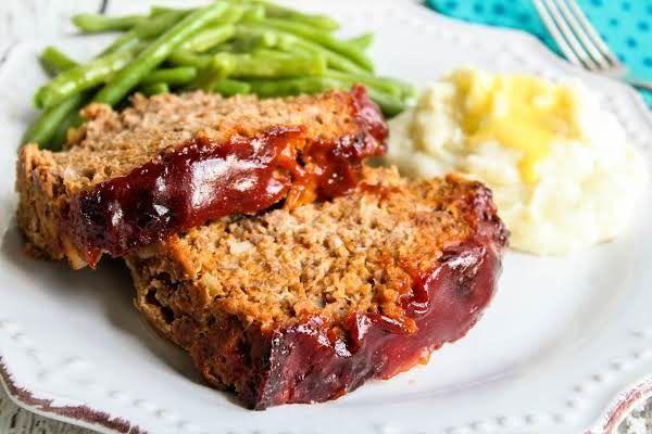 Brown Sugar Glazed Meatloaf - Recipes - Beef -