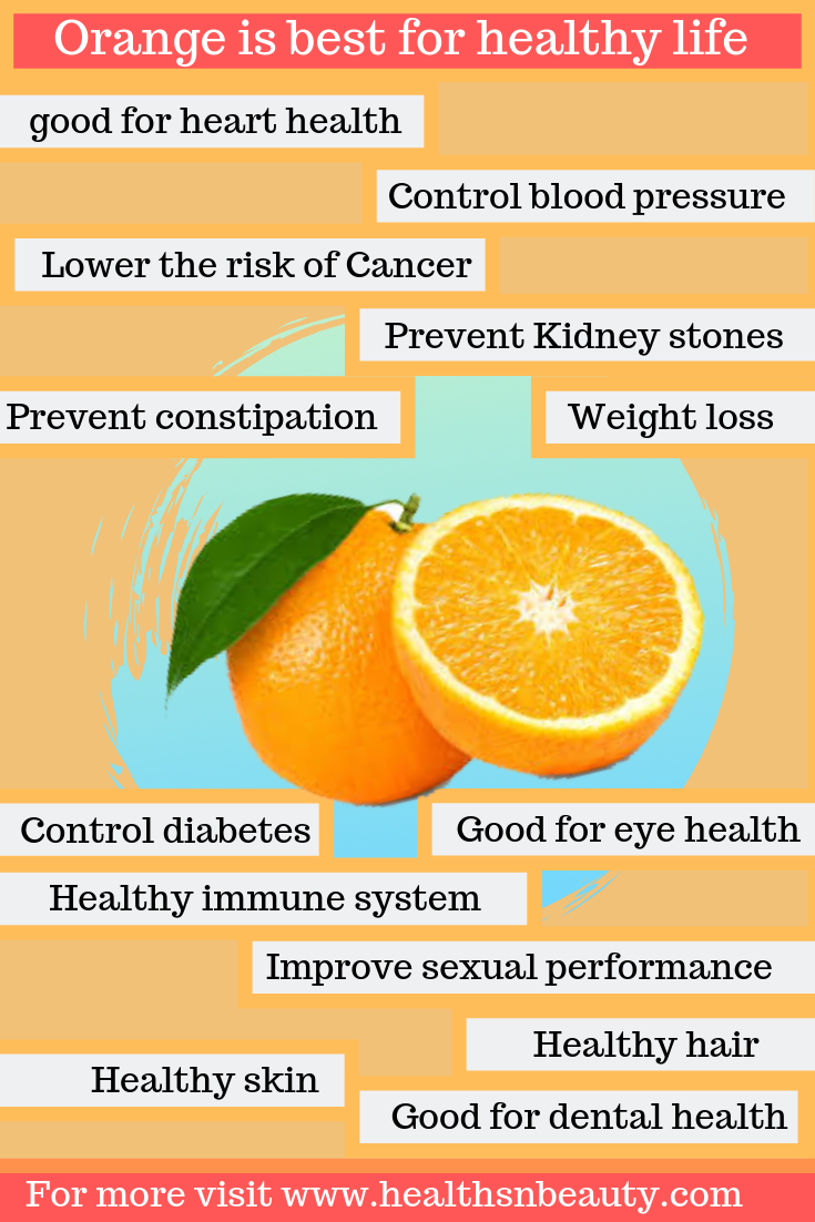 13 amazing health benefits of orange fruits | oranges