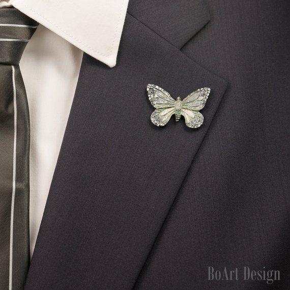 Arts,crafts & Sewing Home & Garden Cheap Price Skull Ribbon Bow Lapel Pin Badge Pin