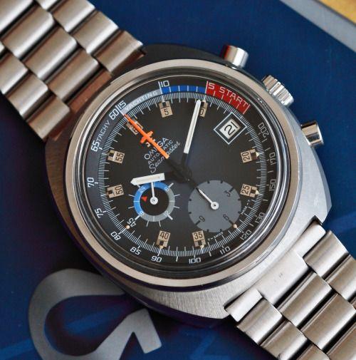 omegaforums:  Vintage OMEGA Seamaster Regatta Timer Chronograph In Stainless Steel Circa 1970s - http://omegaforums.net