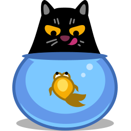 Pin By Haley Kerstetter On Animals Fish Icon Animal Icon Cat Icon