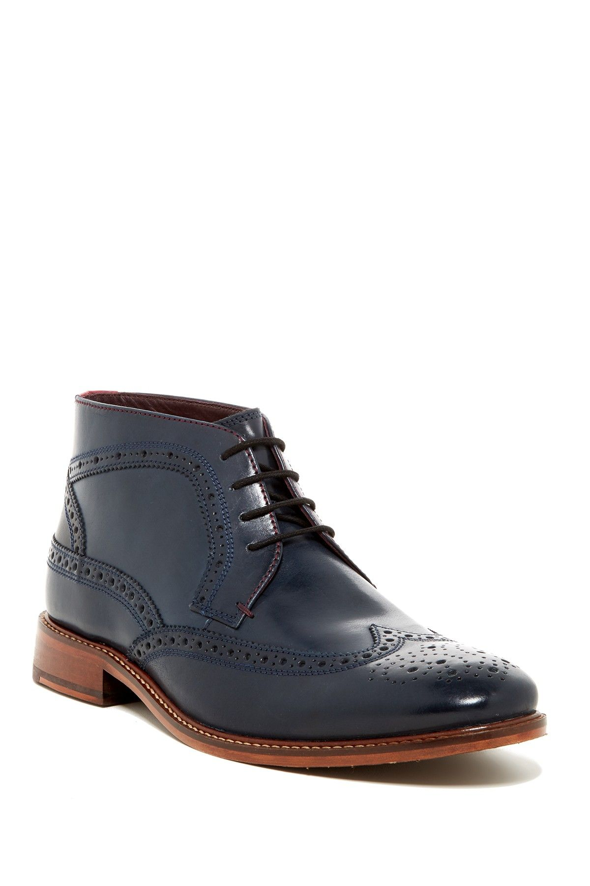 7a6245571e6 Pericop Wingtip Chukka Boot by Ted Baker London on  nordstrom rack  Gentleman Shoes