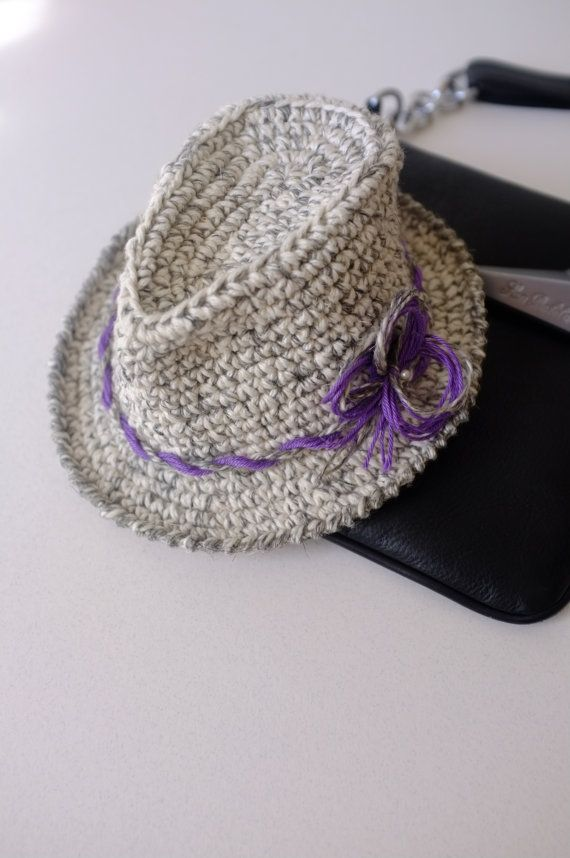 Baby Girl Fedora Hat Toddler Crochet Fedora Cotton Summer Hat Baby Girl  Shower Gift Photography Props e0fee8053ada