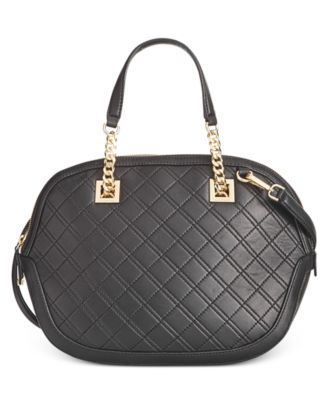 0e788ea95f975 CALVIN KLEIN Calvin Klein Quilted Satchel.  calvinklein  bags  shoulder  bags  hand bags  leather  satchel  lining