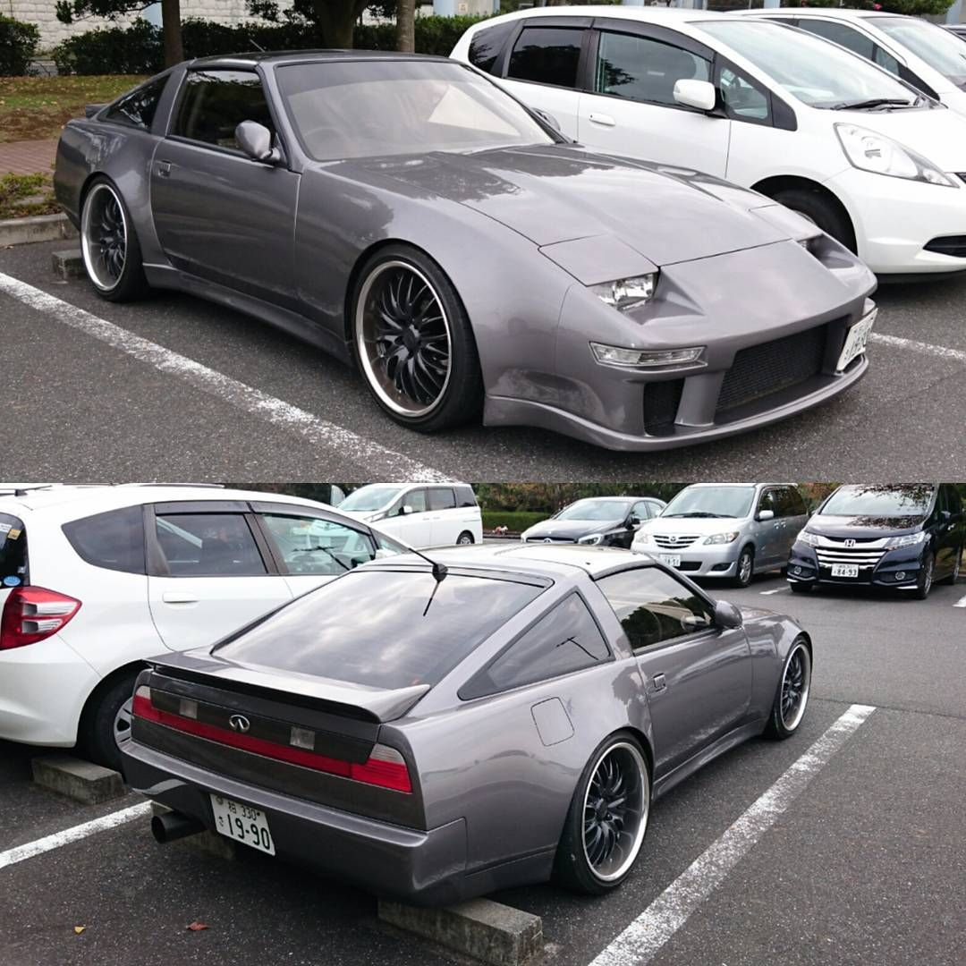 Someone S Clean Z31 With Infiniti Q45 Tail Light 最近z31に興味津々 子供のころ好きだったなー この前 公園の駐車場で見たz31カッチョよかったー