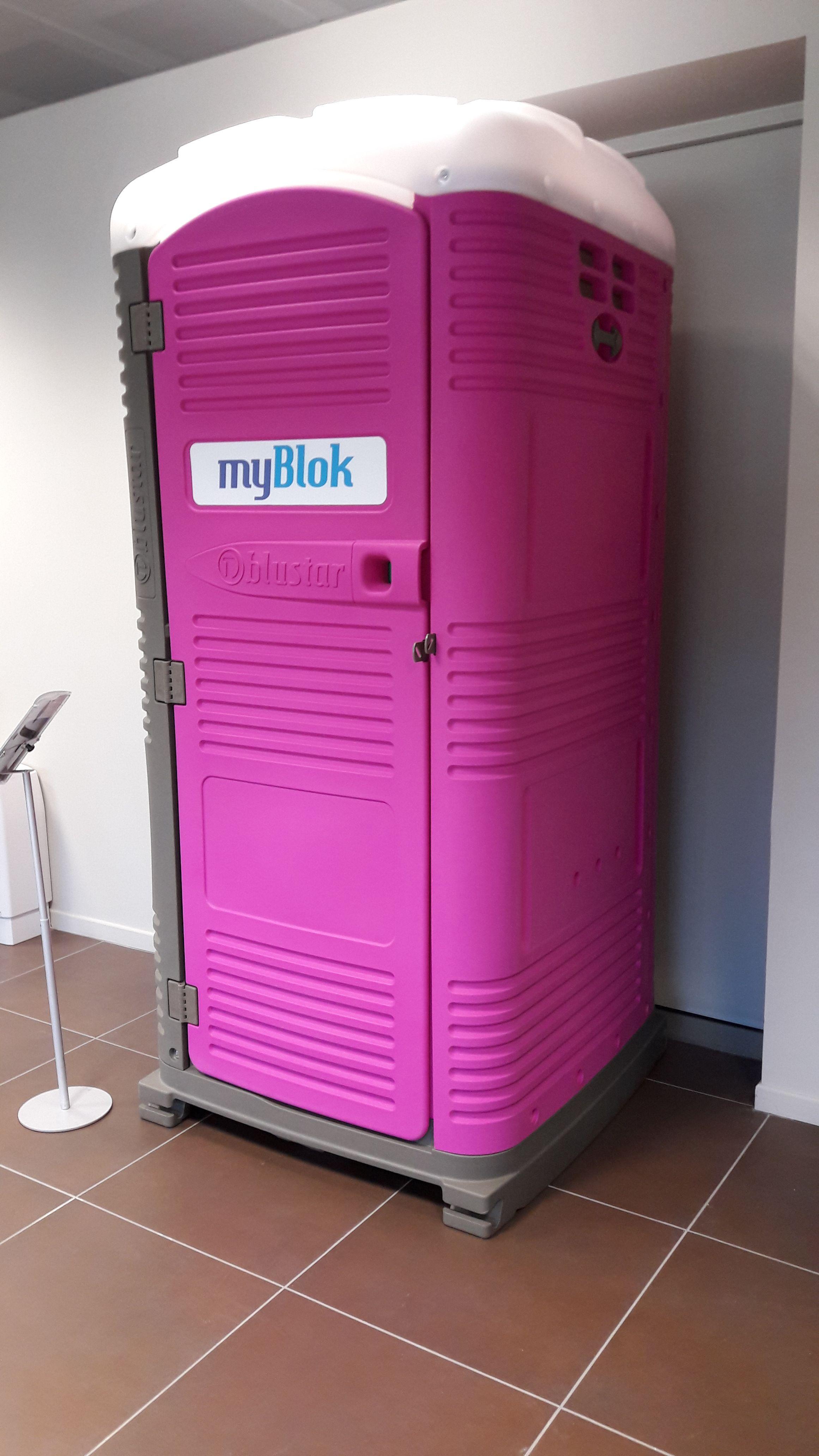 Myblok | Toilet