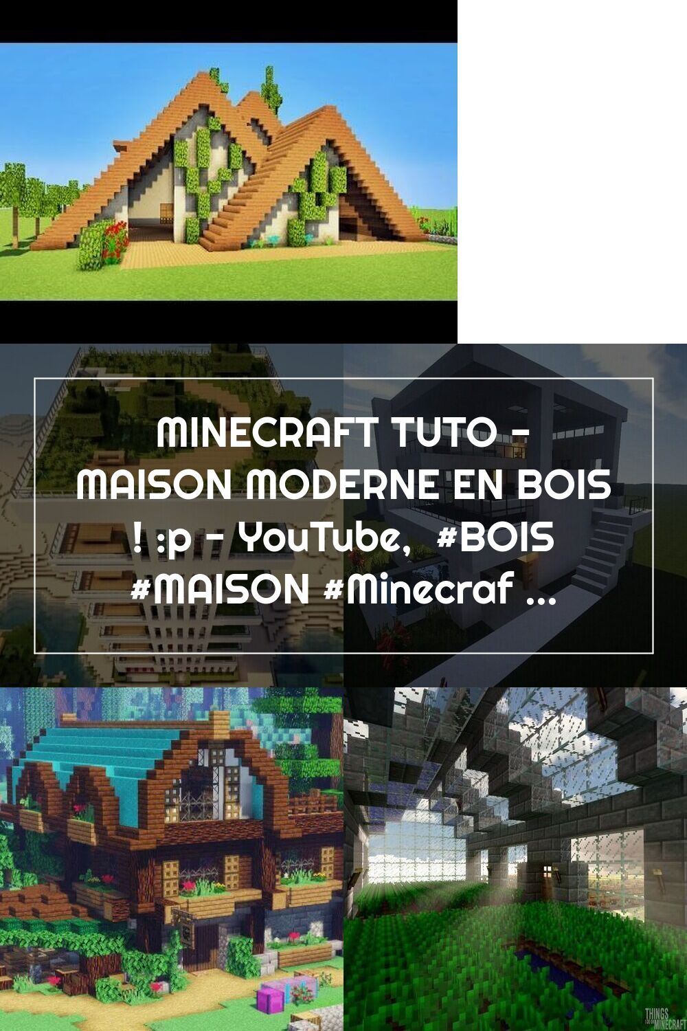 Pin On Minecraft Buildings