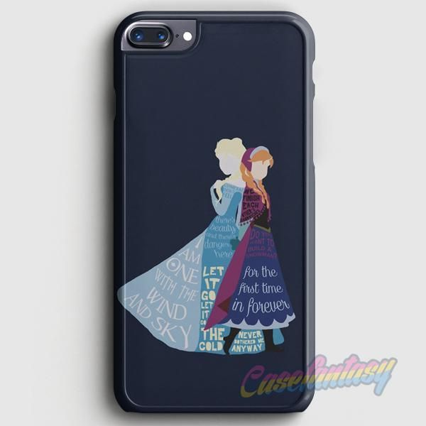 Let For The It First Time In Forever iPhone 7 Plus Case | casefantasy
