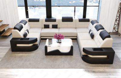 Sofa Dreams Stoff Wohnlandschaft Como U Led Jetzt Bestellen Unter