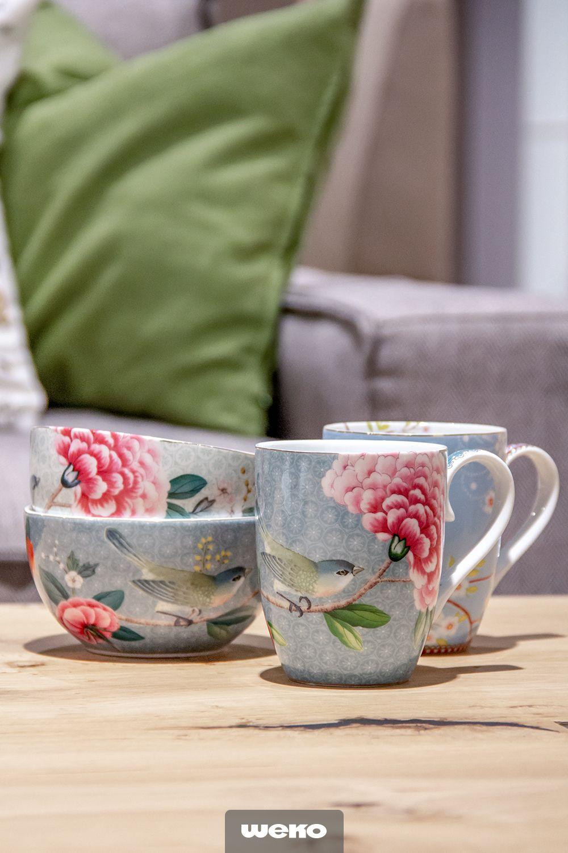 Süße Tassen Und Schüsseln Von Pip Studio Süße Tassen Müslischüssel Geschirr