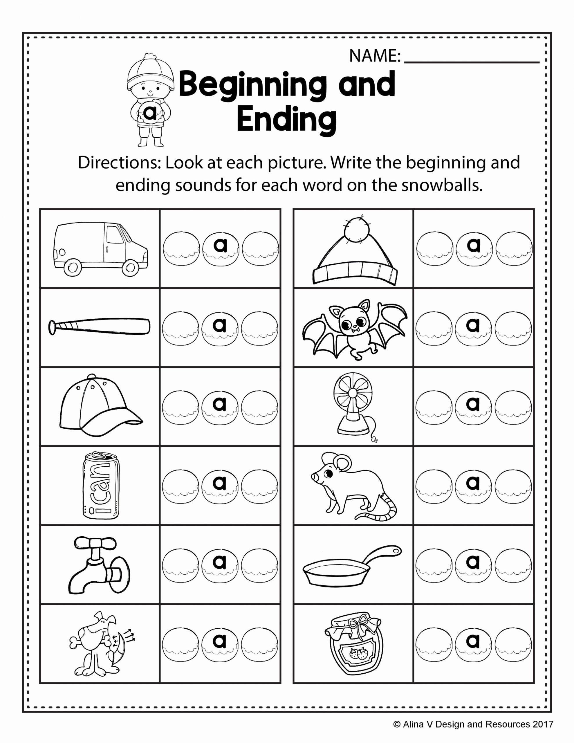 Free Ending Sounds Worksheets Fresh Ending Sounds Worksheets In 2020 Rhyming Worksheet Cvc Worksheets Kindergarten Cvc Words Worksheets