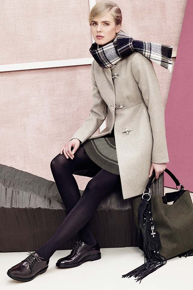 uk availability b66b7 9be75 Fay | Collezione Donna Autunno-Inverno 2015/16 | Jacket&Coat ...