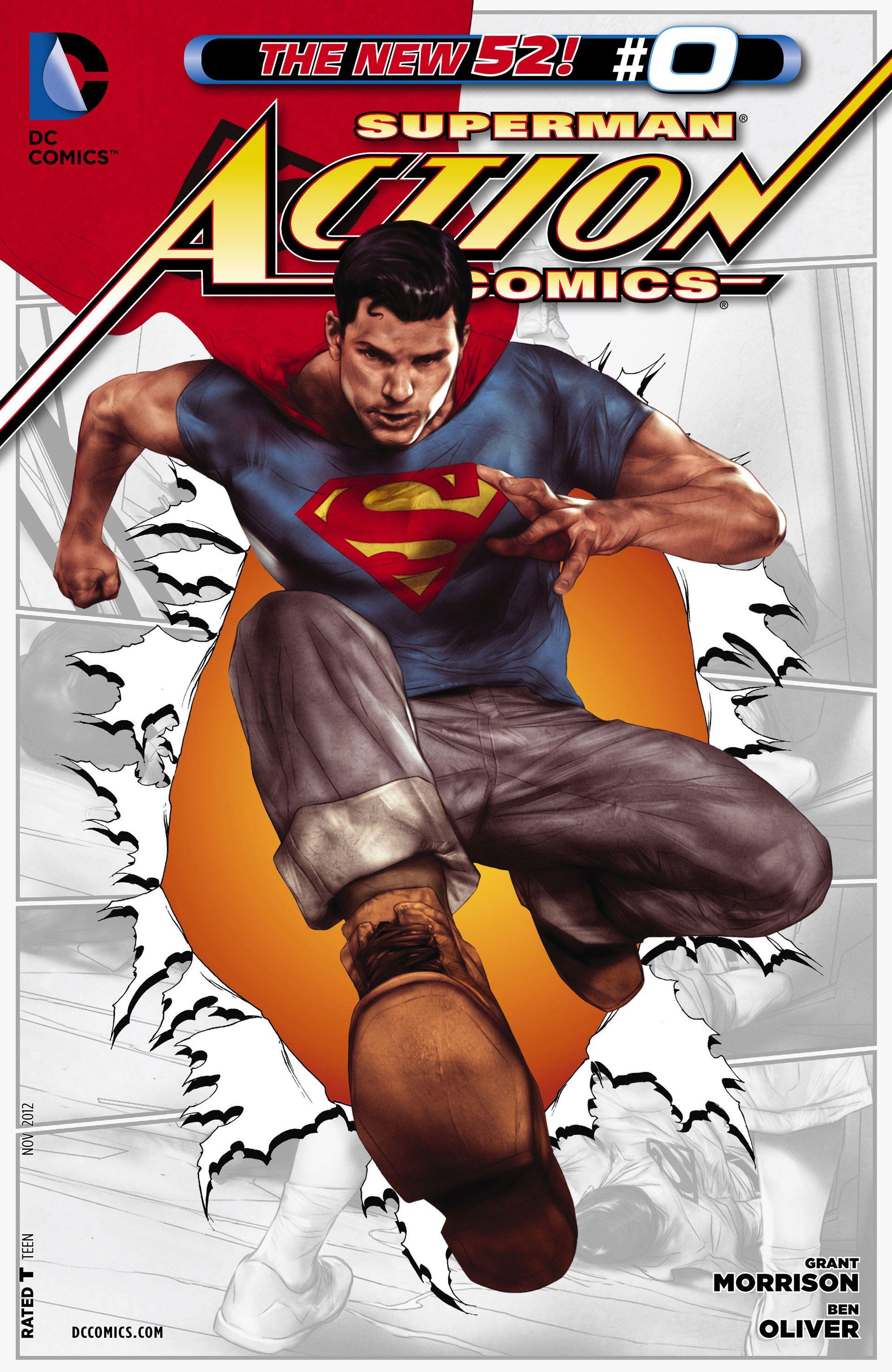 VOODOO #0 DC NEW 52 COMIC BOOK 1 FINAL ISSUE ORIGIN OF PRIS IS REVEALED