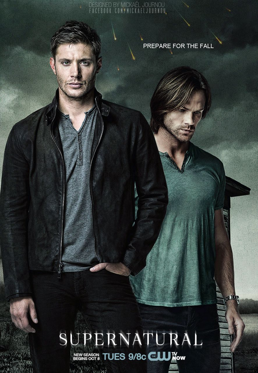 Image result for supernatural poster