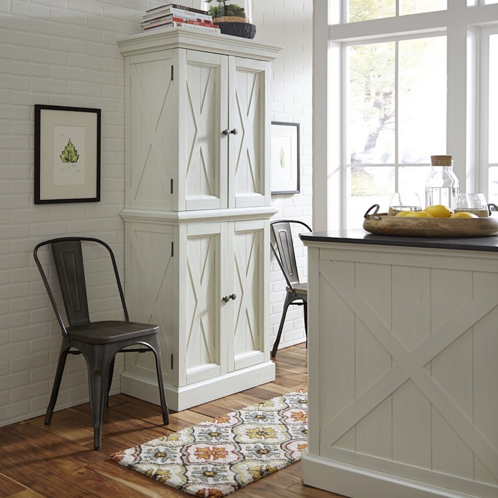 Kitchen Storage Pantry Home Styles, White   For the Home   Pinterest ...