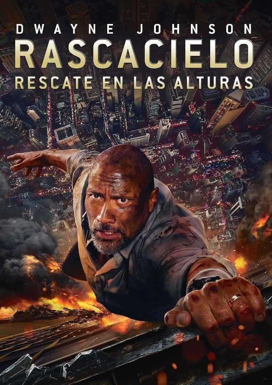 Rascacielos Rescate En Las Alturas Ver Peliculas Gratis Rascacielos Poster De Peliculas