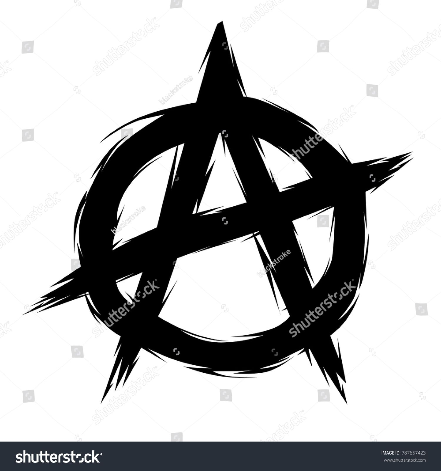 Anarchy Symbol Vector File Anarchy Symbol Sons Of Anarchy Tattoos Old Style Tattoos
