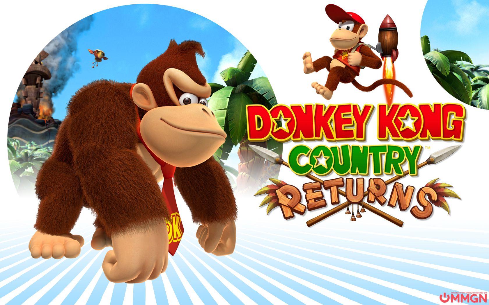Donkey Kong Wallpaper Donkey Kong Country Returns Donkey Kong Country Returns Donkey Kong Country Donkey Kong