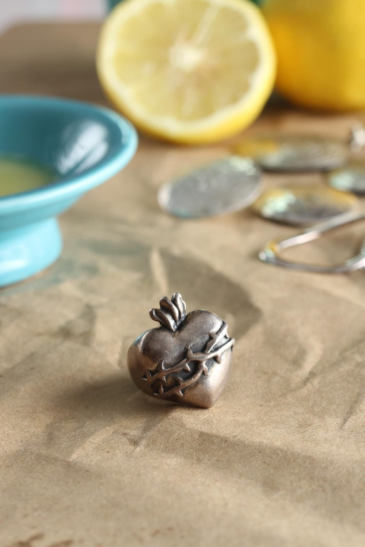 An Easy, Inexpensive Method How To Clean Silver Jewelry