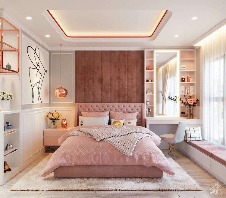 Pin Oleh Fiorella Daza Di Casa Nueva Kamar Mewah Ide Dekorasi Rumah Ide Apartemen Luxury teenage girls room kamar
