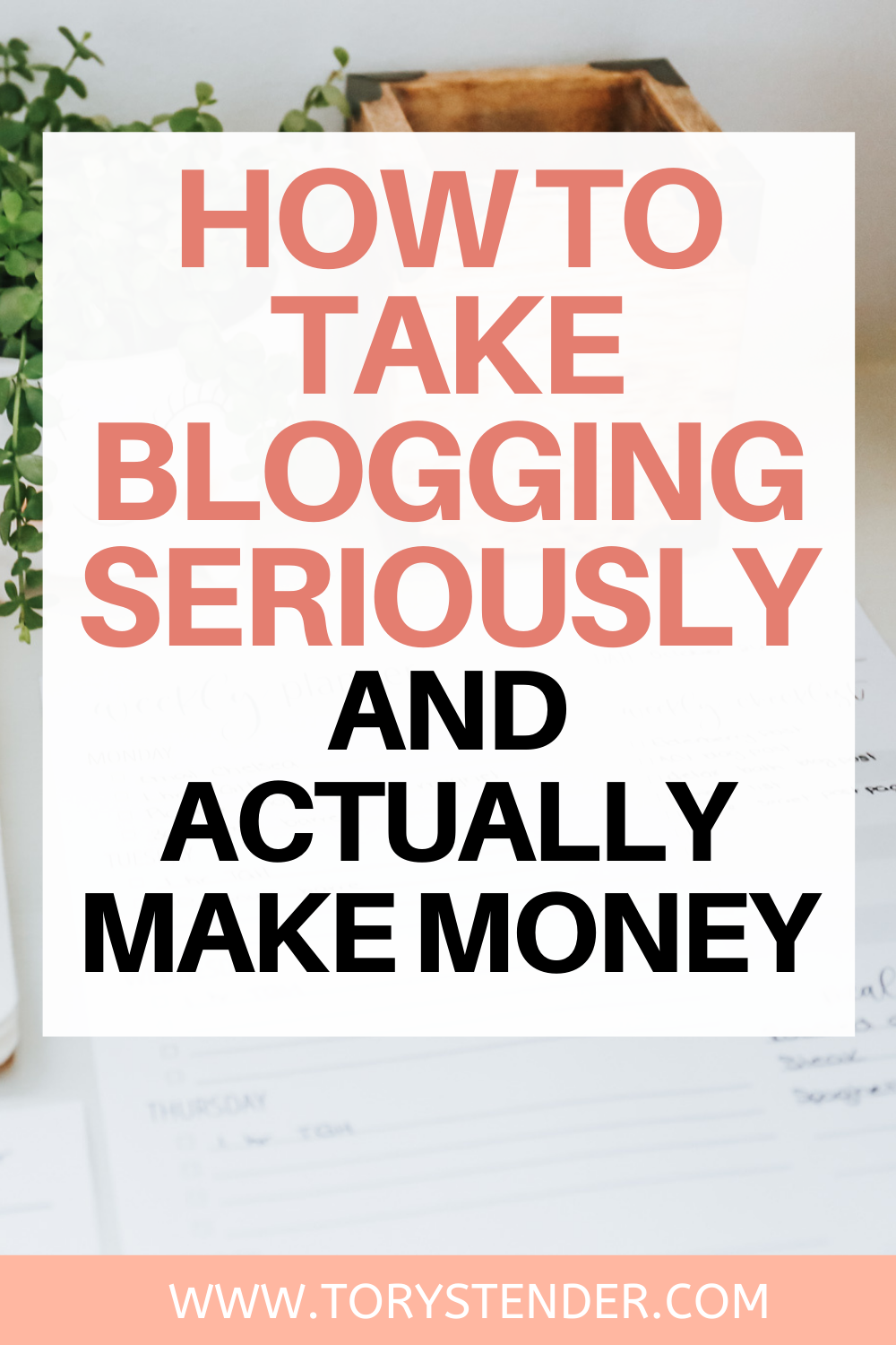 How To Make Money Out Of Your Blog